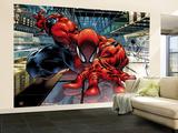The Sensational Spider-Man No.23 Cover: Spider-Man Fototapete – groß von Angel Medina
