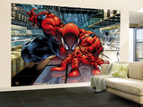The Sensational Spider-Man No.23 Cover: Spider-Man Wall Mural – Large by Angel Medina