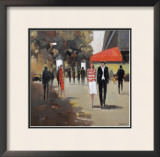 Cafe de la Paix, Paris Prints by Jon Barker