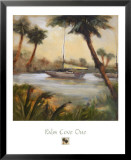 Palm Cove I Poster par Jeff Surret