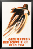 Grosser Preis Der Schweiz, Bern 1931 Prints by Ernst Ruprecht