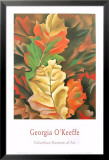 Autumn Leaves Prints by Georgia O'Keeffe