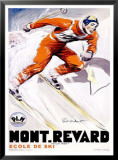 PLM, Mont Revard Kunst af Paul Ordner