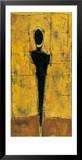 Ohne Titel (gelb) Poster von Heinz Felbermair