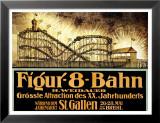 Figur 8 Bahn Affischer