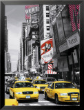 Times Square II Posters by John Lawrence