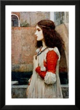 Juliette Art par John William Waterhouse