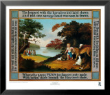 Peaceable Kingdom Prints by Edward Hicks