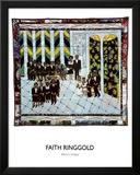 Chapelle Matisse Affiches par Faith Ringgold