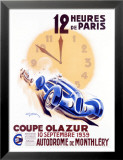 12 Heures de Paris, Coupe Olazur Prints by Geo Ham
