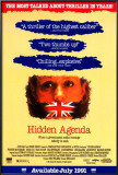Hidden Agenda Print