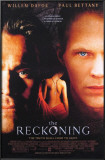 The Reckoning Posters