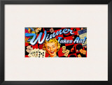 Gamble Gamble Gamble Framed Giclee Print by Kate Ward Thacker