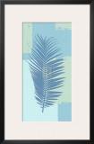 Tropical Fern I Print by Linda Wood