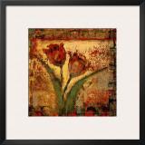 Floral Song V Prints by James McIntosh Patrick