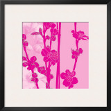Plum Blossom II Prints by Kate Knight