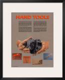 Hand Tools Prints