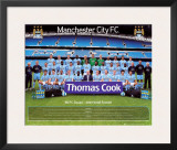 Manchester City Footbal Club Prints