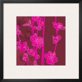 Plum Blossom I Prints by Kate Knight