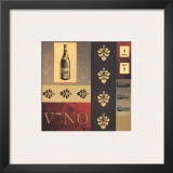Vino in Red II Posters by William Verner
