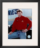 Bill Elliott Framed Photographic Print
