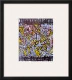 Ciao America II, c.1988 Print by Georg Baselitz
