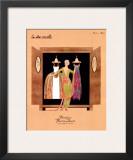 Armoire de Kate II Print
