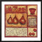 Kitchen II Konst av Francoise Persillon