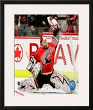 Miikka Kiprusoff 2008-09 Framed Photographic Print