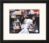 Carlos Beltran - Scrapbook '05 Framed Photographic Print
