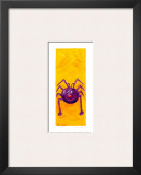 Bugs: Spider Art Print by Kate Mawdsley