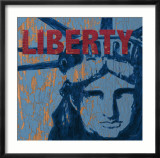 Liberty Reigns Prints by Sam Appleman