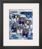 2006 - 2007 Maple Leafs Team Framed Photographic Print