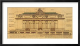 Grand Central Façade Kunstdrucke von Roger Vilar
