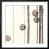 Abstrakt I Posters af Rachael Stroud