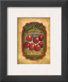 Sweet Cherry Pie Filling Art by Lillian Egleston