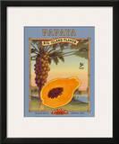 Papaya Posters