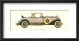 Cadillac, 1931 Affiches par Antonio Fantini