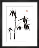 Bamboo I Plakat af Jenny Tsang