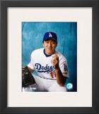 Kazuhisa Ishii - Studio Portrait Framed Photographic Print