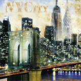 New York City Prints by John Clarke