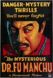 The Mysterious Dr. Fu Manchu Masterdruck