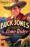 The Lone Rider Masterprint