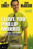 I Love You Philip Morris - French Style Movie Poster Posters