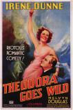 Theodora Goes Wild Masterprint