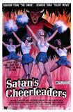 Cheerleaderki szatana (Satan's Cheerleaders) Reprodukcja arcydzieła