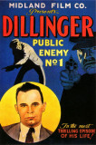 Dillinger- Public Enemy No. 1 Masterprint