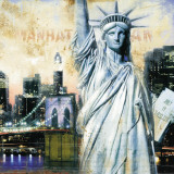 New York City Prints by John Clarke