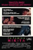 La Femme Nikita Masterprint