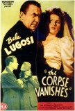 The Corpse Vanishes Masterprint